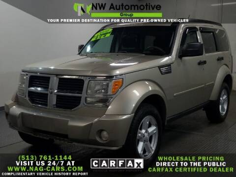 2010 Dodge Nitro for sale at NW Automotive Group in Cincinnati OH