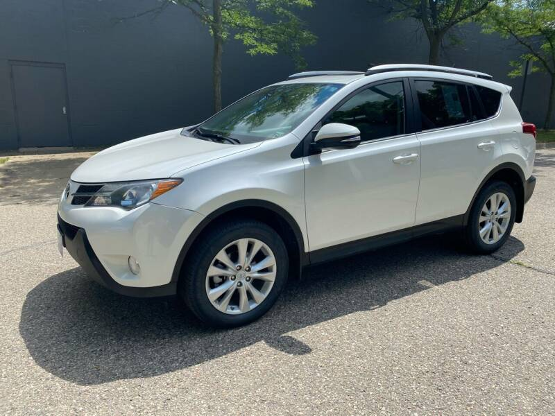 2013 Toyota RAV4 for sale at Averys Auto Group in Lapeer MI