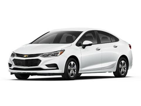 2016 Chevrolet Cruze for sale at West Motor Company - West Motor Ford in Preston ID