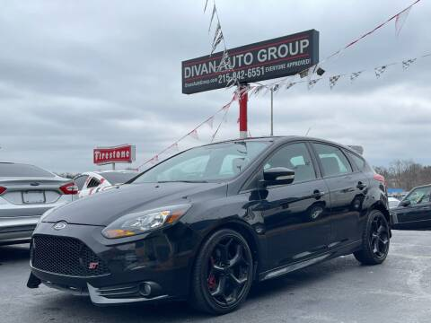 2013 Ford Focus for sale at Divan Auto Group in Feasterville PA