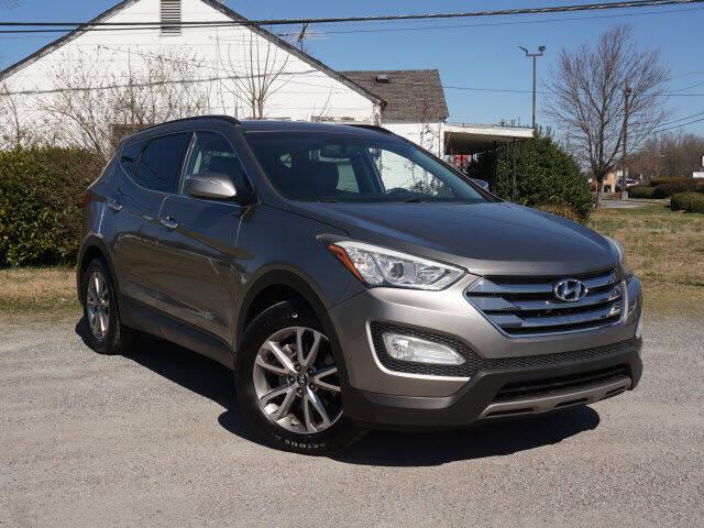 2014 Hyundai Santa Fe Sport for sale at Auto Mart in Kannapolis NC