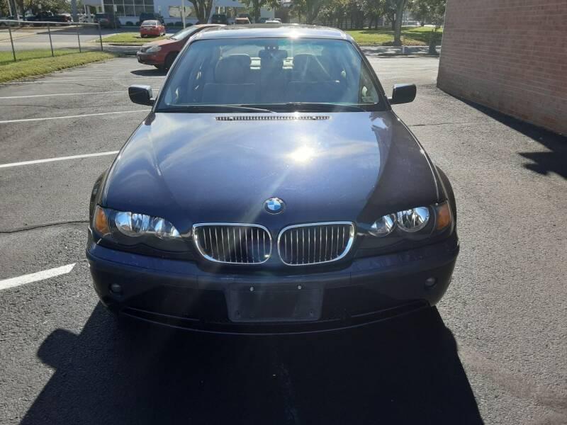 2004 BMW 3 Series for sale at Fredericksburg Auto Finance Inc. in Fredericksburg VA