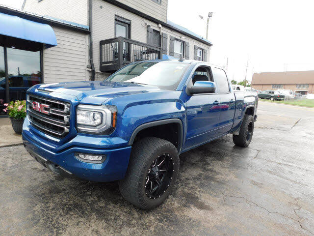 2017 GMC Sierra 1500 for sale at WOOD MOTOR COMPANY in Madison TN