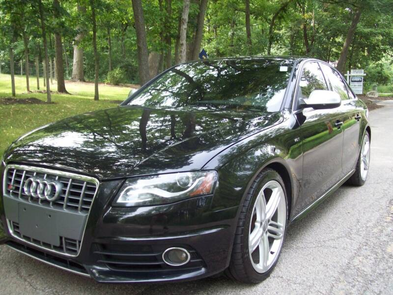 2010 Audi S4 for sale at Edgewater of Mundelein Inc in Wauconda IL