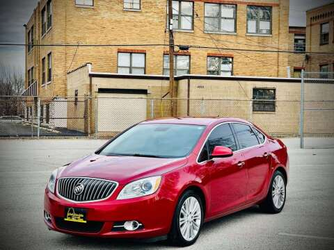 2013 Buick Verano for sale at ARCH AUTO SALES in St. Louis MO