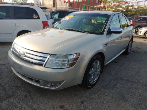 2009 Ford Taurus for sale at JIREH AUTO SALES in Chicago IL
