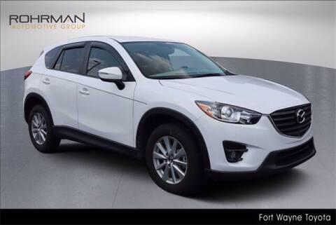 2016 Mazda CX-5 for sale at BOB ROHRMAN FORT WAYNE TOYOTA in Fort Wayne IN