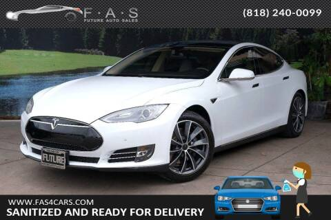 2013 Tesla Model S for sale at Best Car Buy in Glendale CA