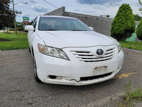 2009 Toyota Camry for sale at Kingz Auto Sales in Avenel NJ