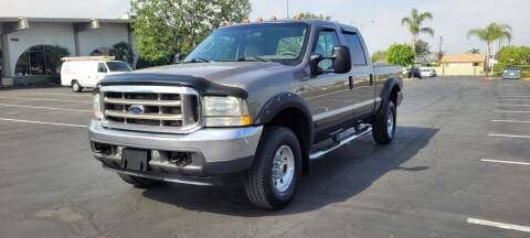 2003 Ford F-350 Super Duty for sale at Alltech Auto Sales in Covina CA