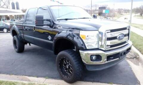 2014 Ford F-250 Super Duty for sale at Jim Clark Auto World in Topeka KS