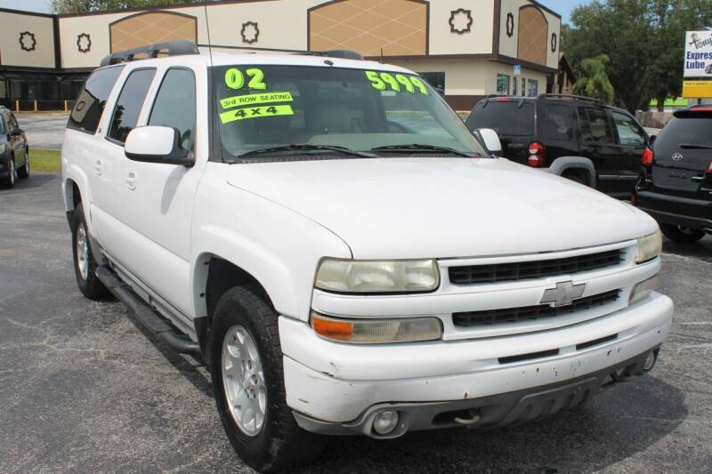 used 2002 chevrolet suburban for sale carsforsale com used 2002 chevrolet suburban for sale