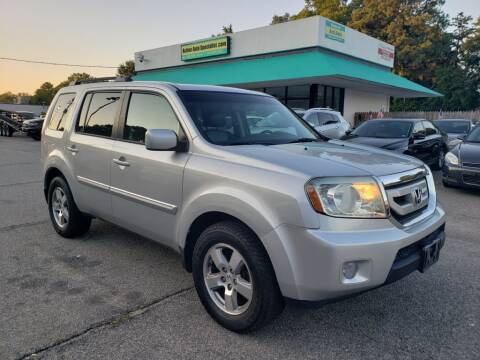 2011 Honda Pilot for sale at Action Auto Specialist in Norfolk VA