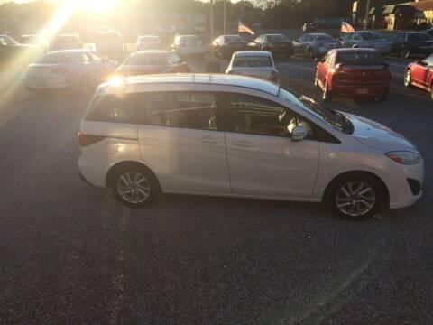 2013 Mazda MAZDA5 for sale at Space & Rocket Auto Sales in Hazel Green AL
