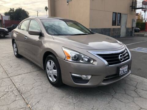 2015 Nissan Altima for sale at Exceptional Motors in Sacramento CA