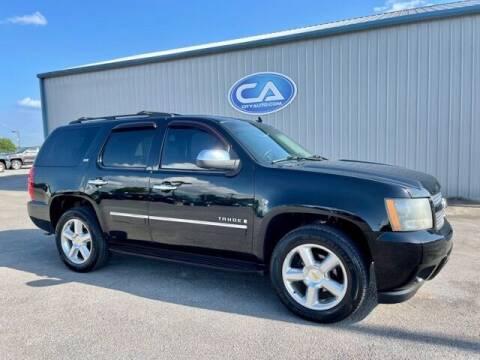 2009 Chevrolet Tahoe for sale at City Auto in Murfreesboro TN