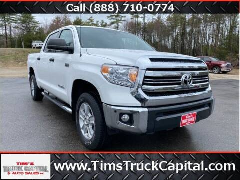 2016 Toyota Tundra for sale at TTC AUTO OUTLET/TIM'S TRUCK CAPITAL & AUTO SALES INC ANNEX in Epsom NH