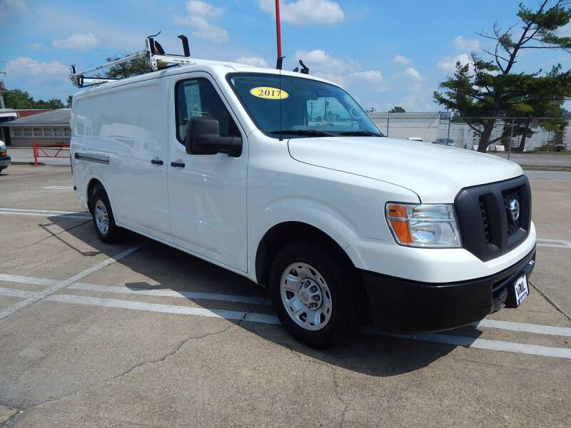 2017 Nissan NV Cargo for sale at Vail Automotive in Norfolk VA