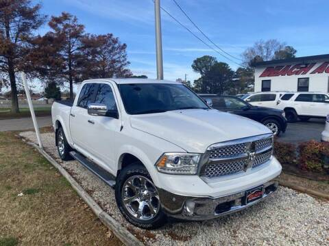 2014 RAM Ram Pickup 1500 for sale at Beach Auto Brokers in Norfolk VA