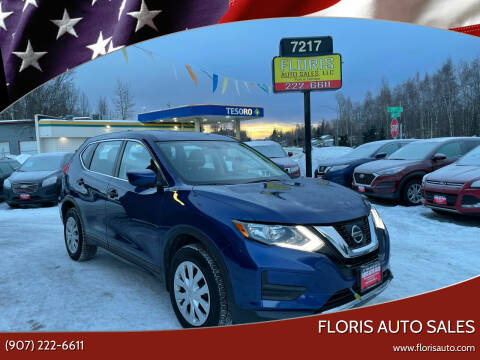2017 Nissan Rogue for sale at FLORIS AUTO SALES in Anchorage AK