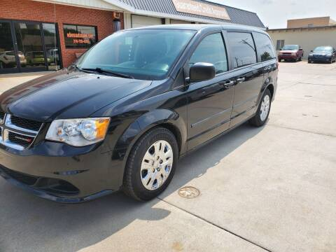 2014 Dodge Grand Caravan for sale at Eden's Auto Sales in Valley Center KS
