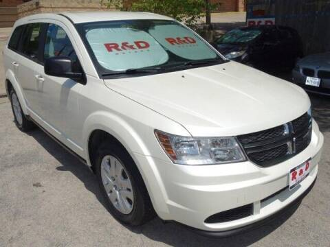 2014 Dodge Journey for sale at R & D Motors in Austin TX