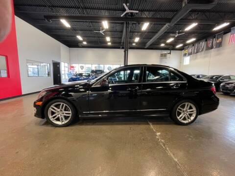 2014 Mercedes-Benz C-Class for sale at CarNova in Sterling Heights MI