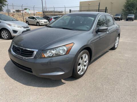 2010 Honda Accord for sale at Legend Auto Sales in El Paso TX