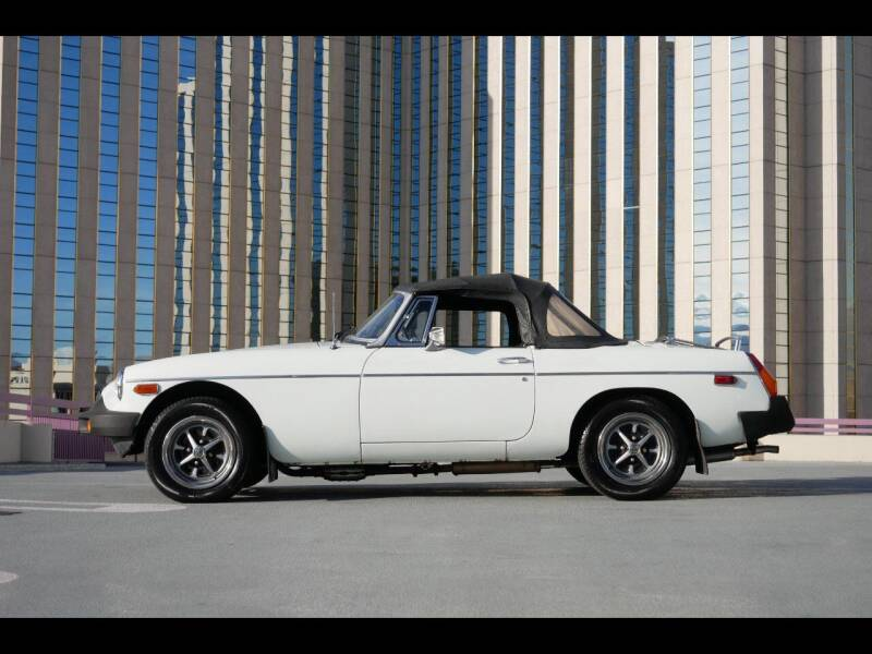 1978 MG B for sale at Sierra Classics & Imports in Reno NV
