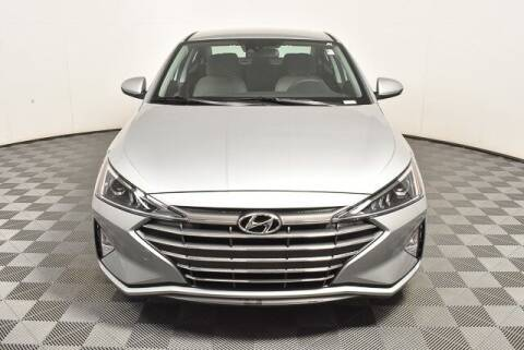 2020 Hyundai Elantra for sale at Southern Auto Solutions - Georgia Car Finder - Southern Auto Solutions-Jim Ellis Hyundai in Marietta GA