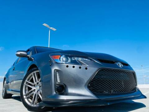 2015 Scion tC for sale at Bay Cars R Us in San Jose CA