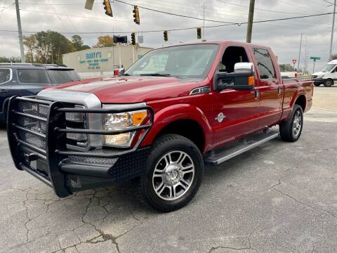 2015 Ford F-250 Super Duty for sale at Lux Auto in Lawrenceville GA