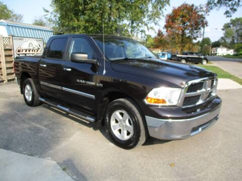 2011 RAM Ram Pickup 1500 for sale at Classics and More LLC in Roseville OH