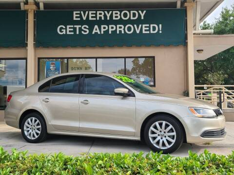 2014 Volkswagen Jetta for sale at Dunn-Rite Auto Group in Longwood FL