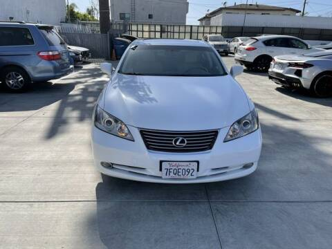 2008 Lexus ES 350 for sale at Hunter's Auto Inc in North Hollywood CA