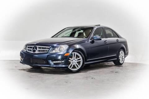 2013 Mercedes-Benz C-Class for sale at CarXoom in Marietta GA