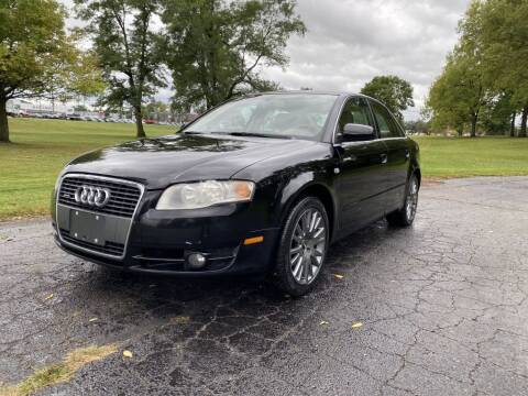 2006 Audi A4 for sale at Moundbuilders Motor Group in Heath OH