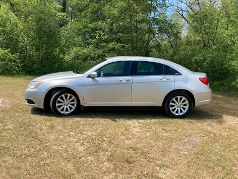 2012 Chrysler 200 for sale at Expressway Auto Auction in Howard City MI