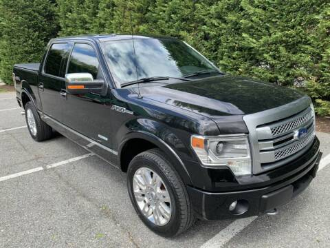 2013 Ford F-150 for sale at Limitless Garage Inc. in Rockville MD