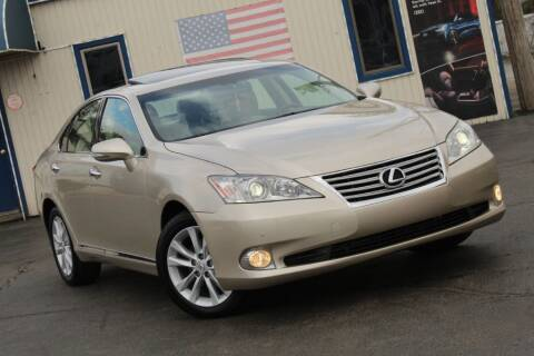 2012 Lexus ES 350 for sale at Dynamics Auto Sale in Highland IN