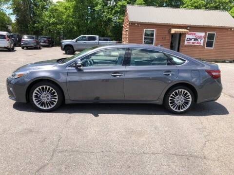 2016 Toyota Avalon for sale at Super Cars Direct in Kernersville NC