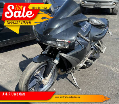 2008 Buell 1125-R for sale at A & R Used Cars in Clayton NJ