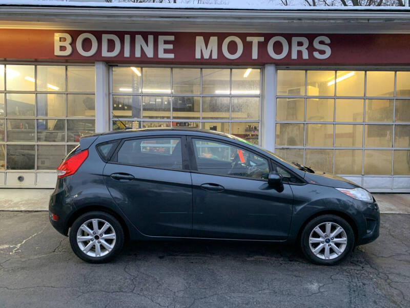 2011 Ford Fiesta for sale at BODINE MOTORS in Waverly NY
