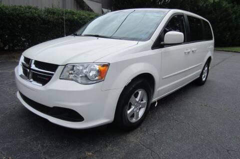 2013 Dodge Grand Caravan for sale at Key Auto Center in Marietta GA
