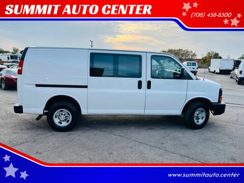 2016 Chevrolet Express Cargo for sale at SUMMIT AUTO CENTER in Summit IL