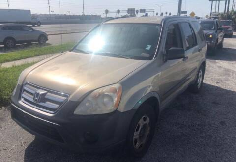 2005 Honda CR-V for sale at Cobalt Cars in Atlanta GA