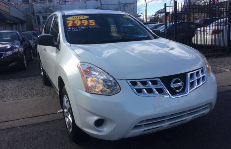 2013 Nissan Rogue for sale at Metro Auto Exchange 2 in Linden NJ