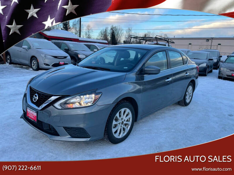 2019 Nissan Sentra for sale at FLORIS AUTO SALES in Anchorage AK