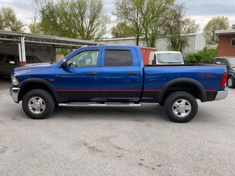 2011 RAM Ram Pickup 2500 for sale at Lewis Used Cars in Elizabethton TN