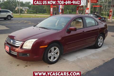 2007 Ford Fusion for sale at Your Choice Autos - Crestwood in Crestwood IL